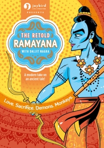 The Retold Ramayana with Daljit Nagra (2014/15)